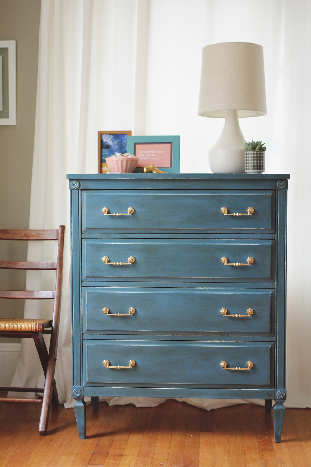 Picture of: Distressed Furniture Color