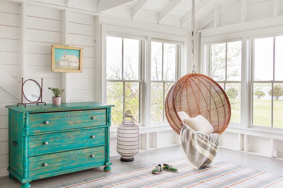 Distressed Lake Cottage Furniture