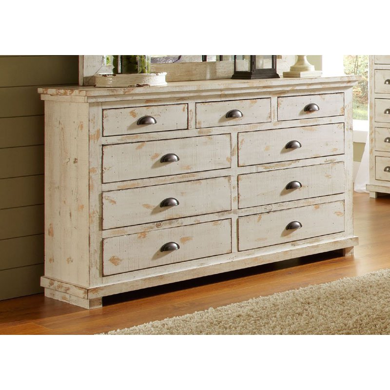 Picture of: Distressed Painted Furniture