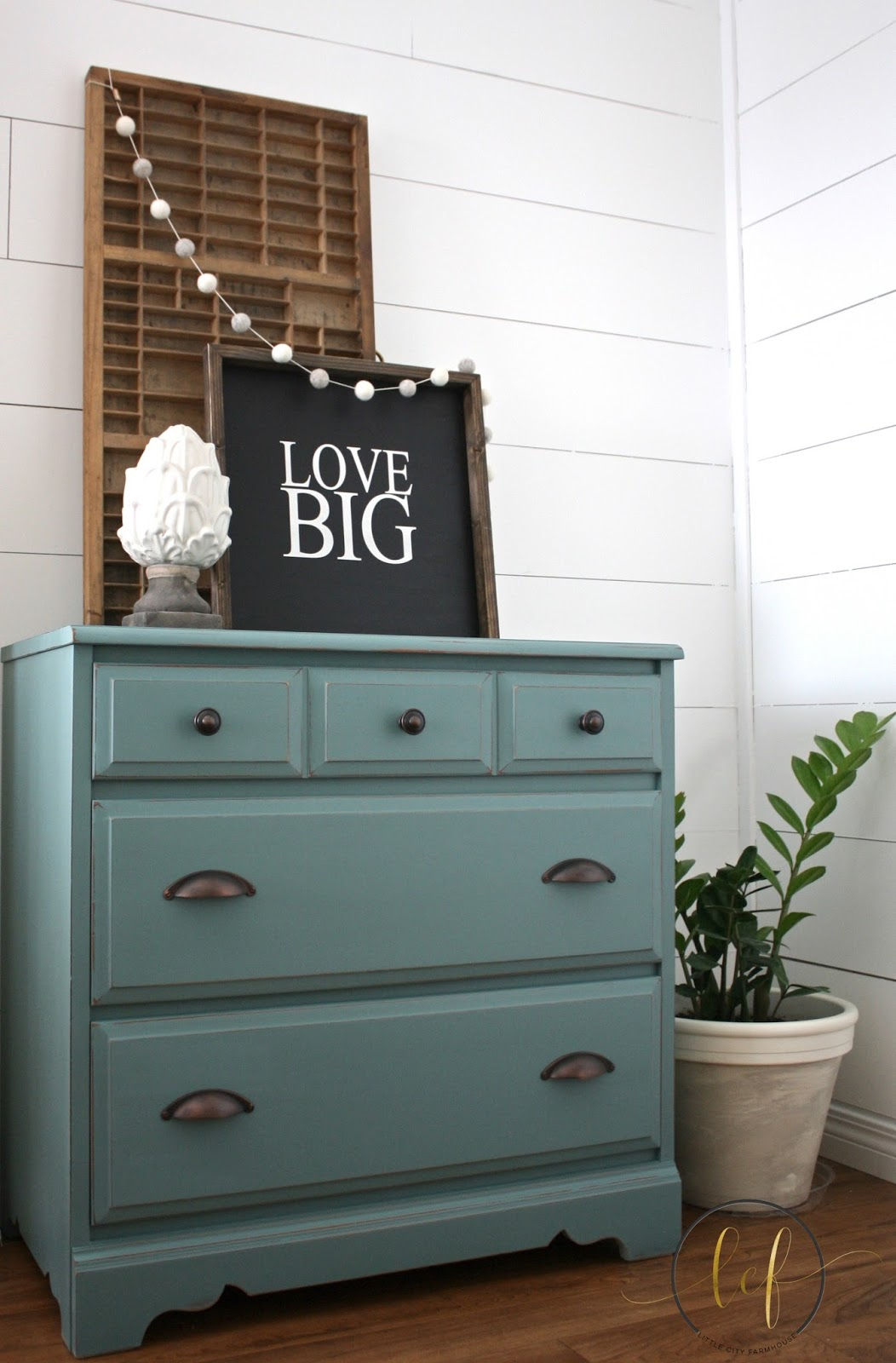 Picture of: Drawer Dresser Plans and Color