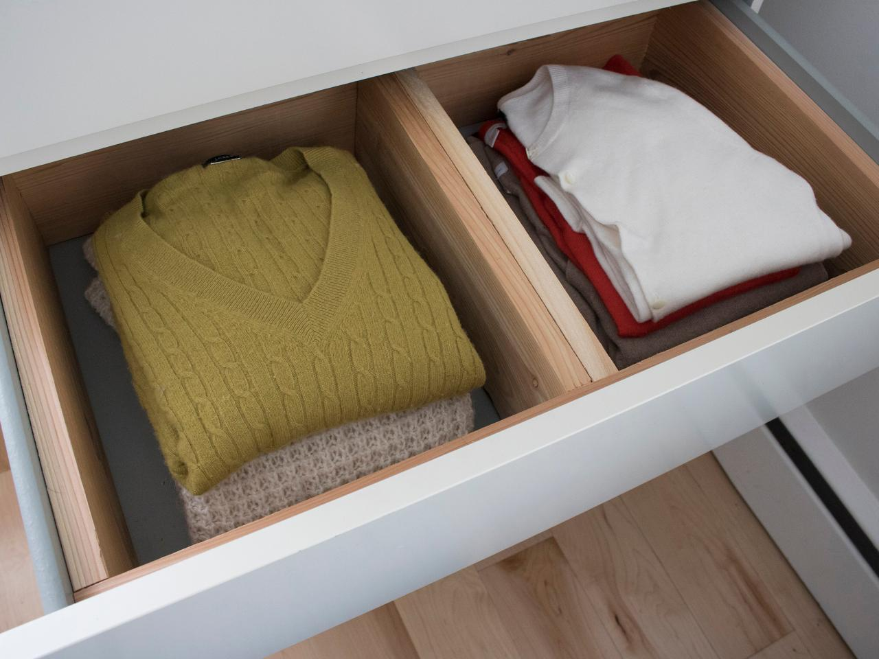 Picture of: Best Drawer Organizer For Clothes