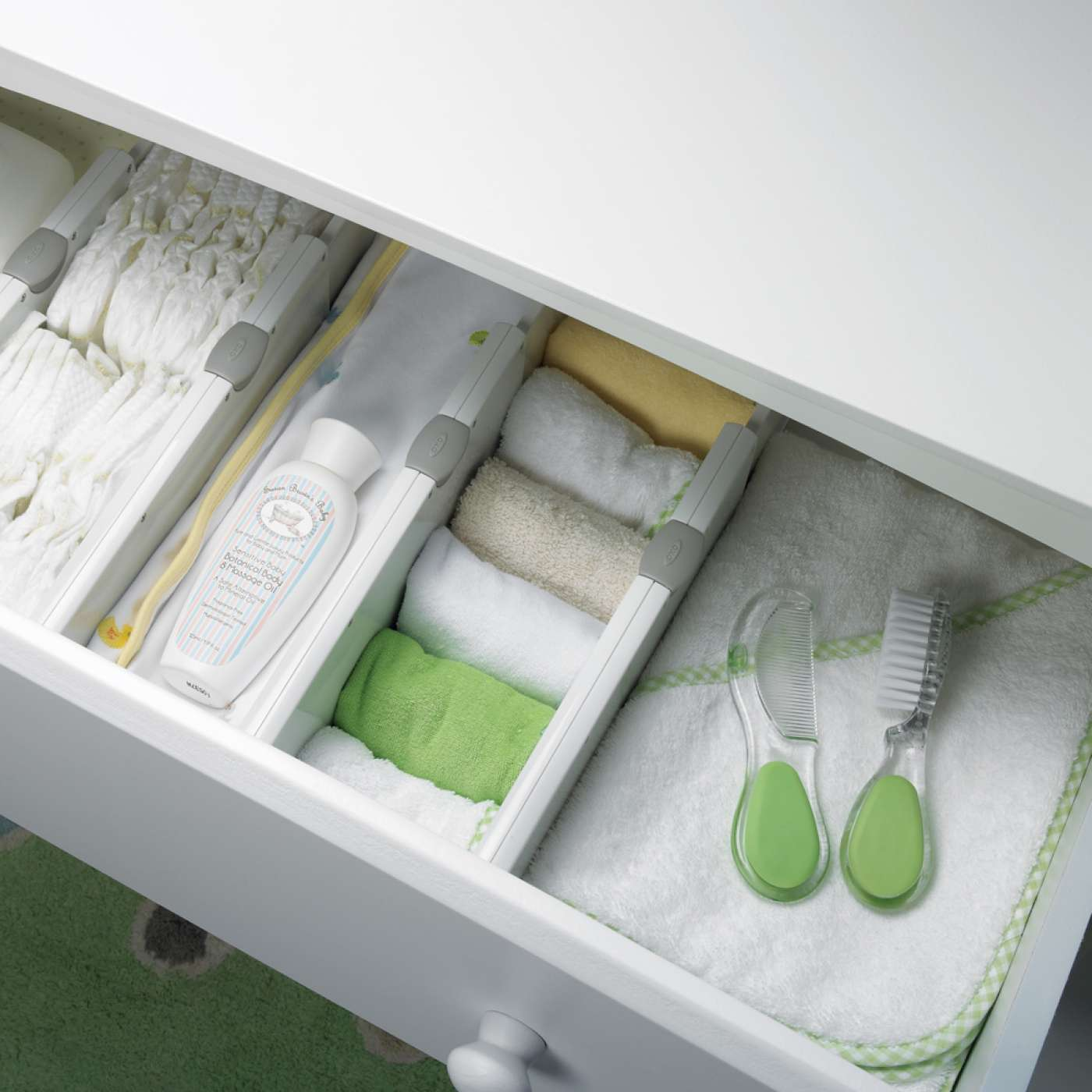 Picture of: Decorative Drawer Organizer Walmart
