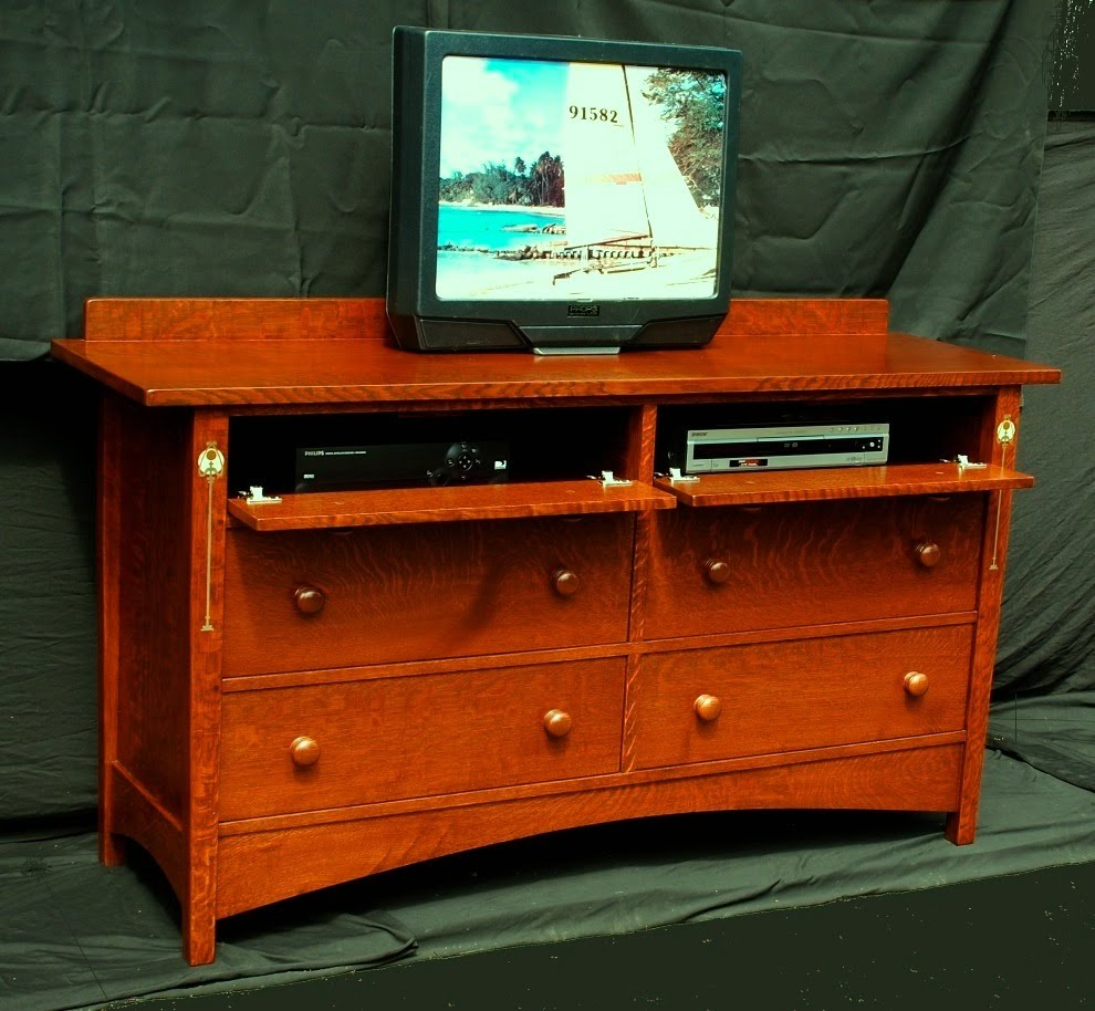 Image of: Dresser Entertainment Center Ikea