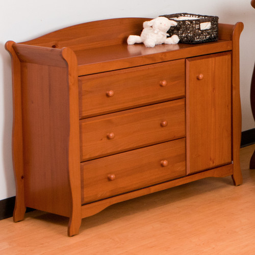 Picture of: Dresser Modern Armoire Combo