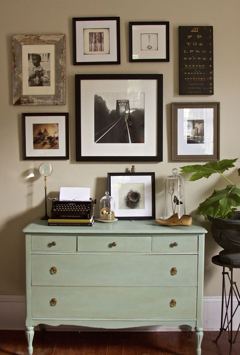 Picture of: Dresser Painting Ideas Color