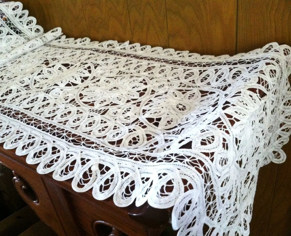 Picture of: Dresser Top Covers White