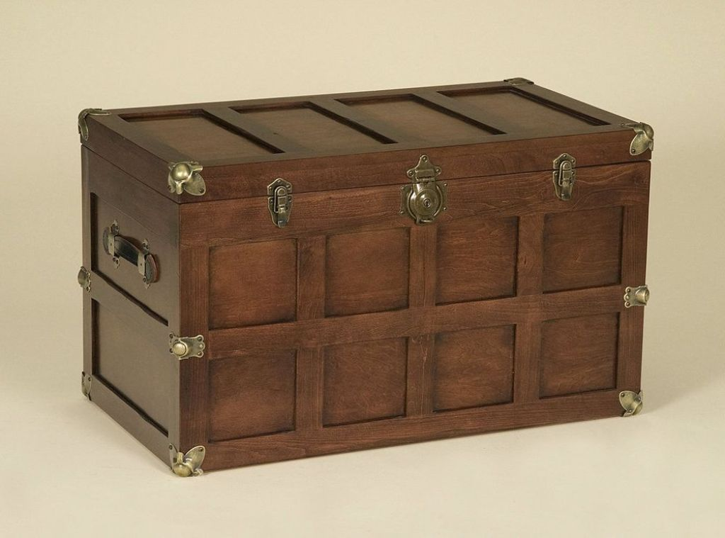 Picture of: Dresser Trunk Project