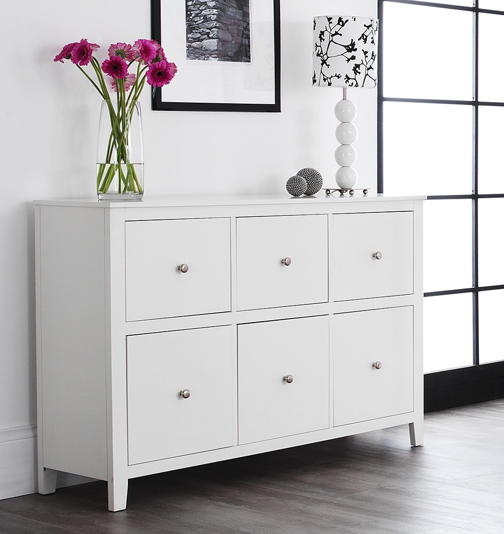 Image of: Dresser With Extra Large Drawers