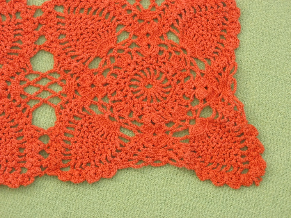 Picture of: End Table Doilies