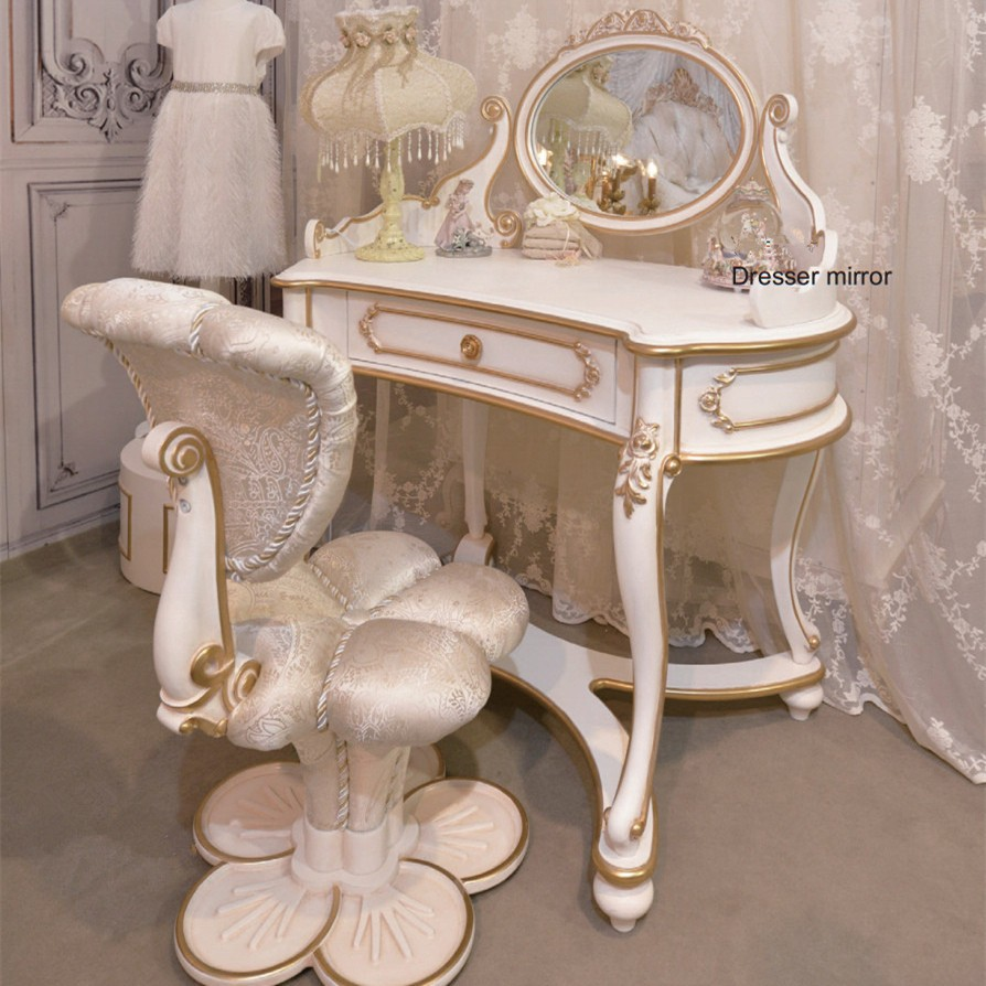 Picture of: European Professional Makeup Vanity