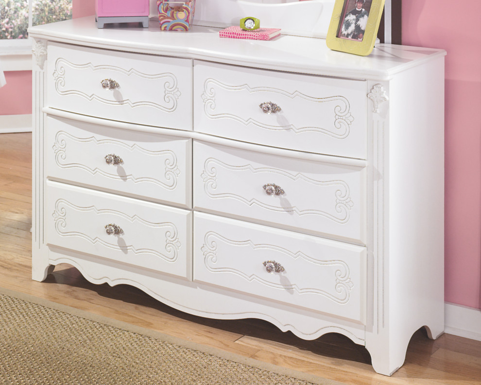 Picture of: Exquite Dresser White