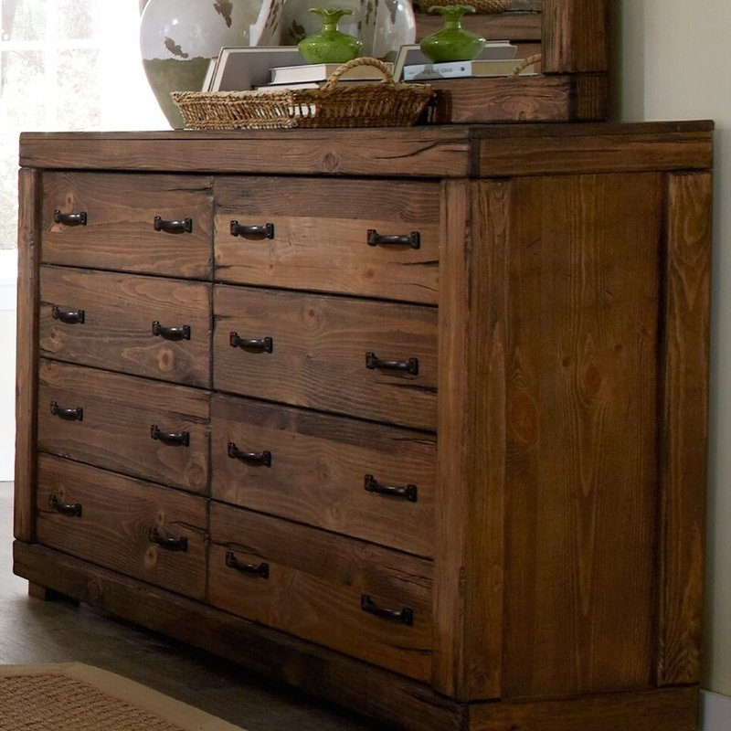 Picture of: Extra Long Modern Dresser