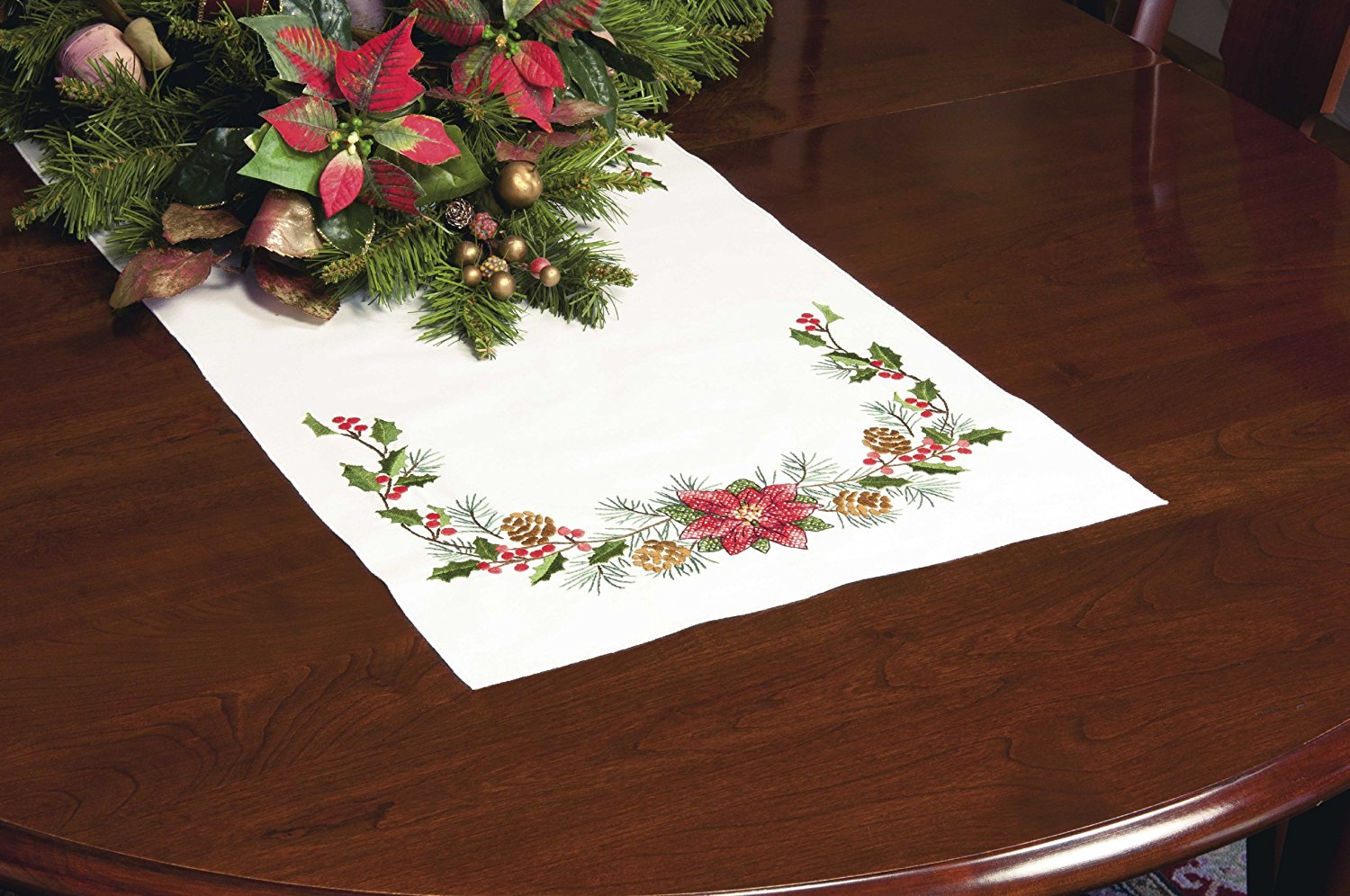 Picture of: Extra Long Table Runners
