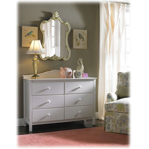 Picture of: Fisher Price Double Dresser