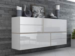 Picture of: Floating Wall Dresser