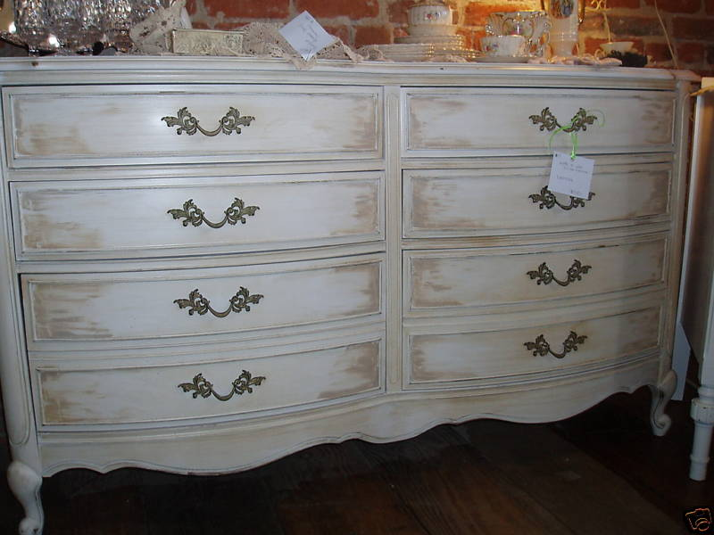 French Country Dresser Drawer Pulls