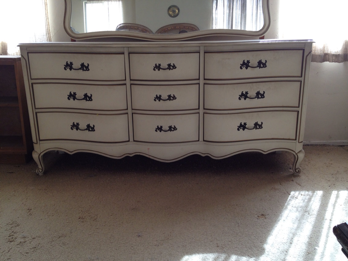 French Country Furniture Dresser