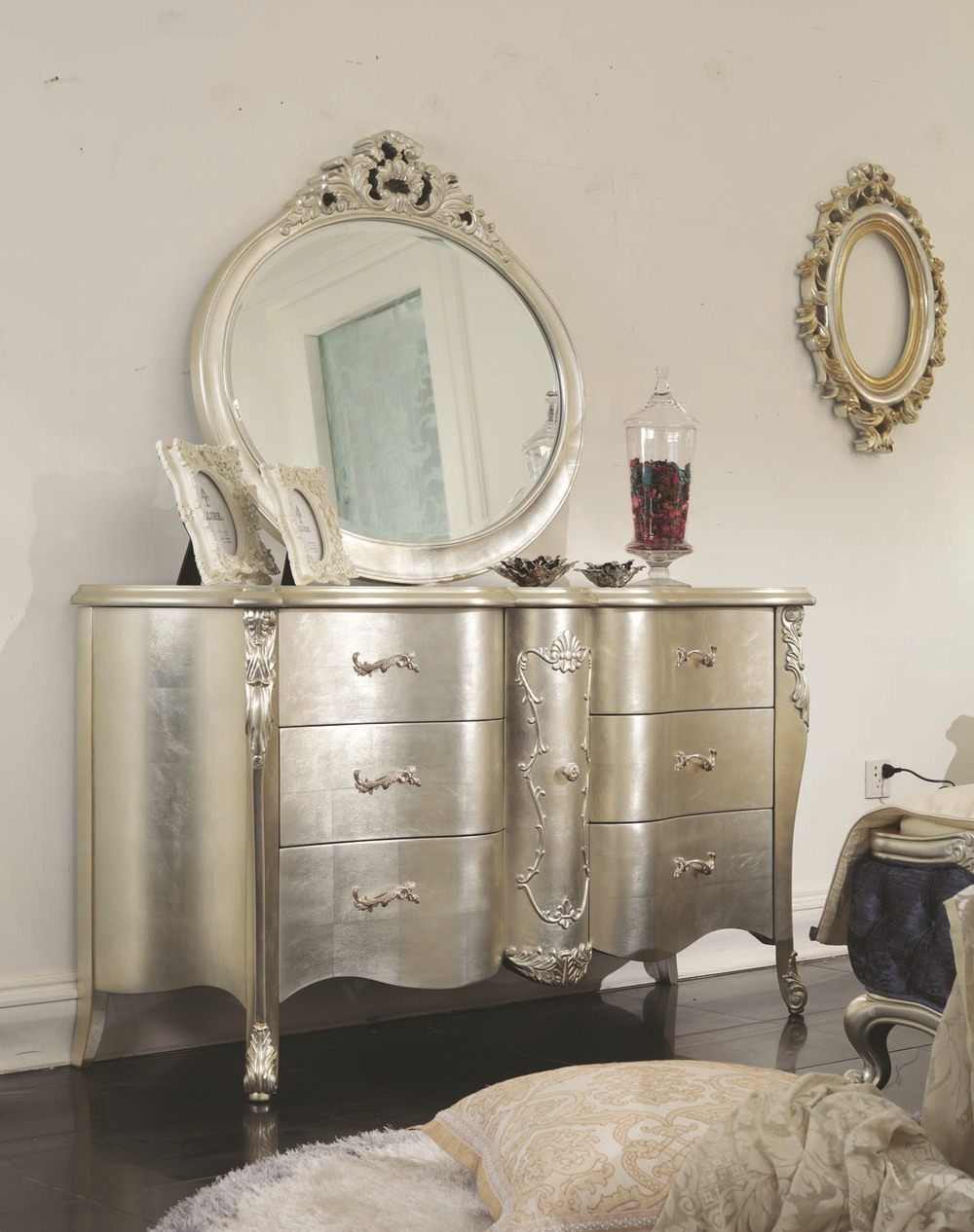 Furniture Makeup Vanity With Lights