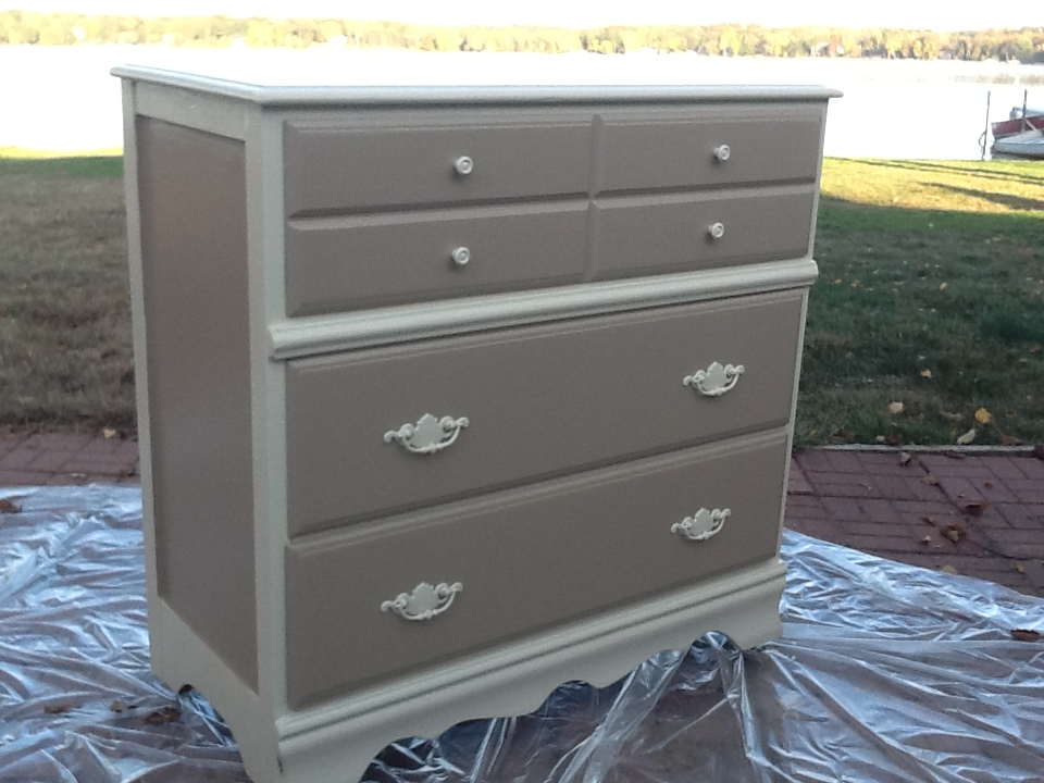Picture of: Gray Chest Of Drawers