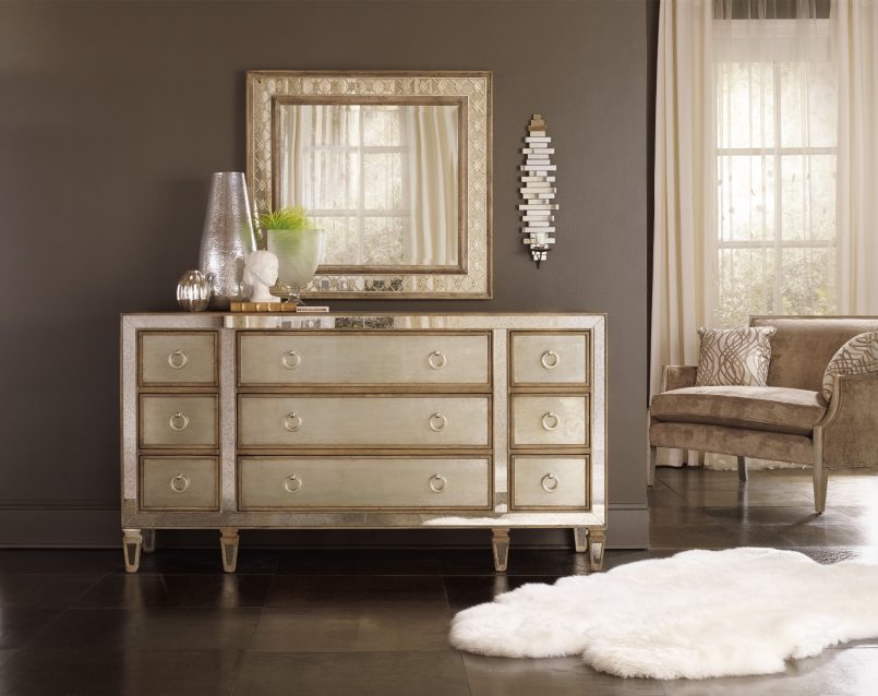 Image of: Grey Bedroom Dressers and Armoires