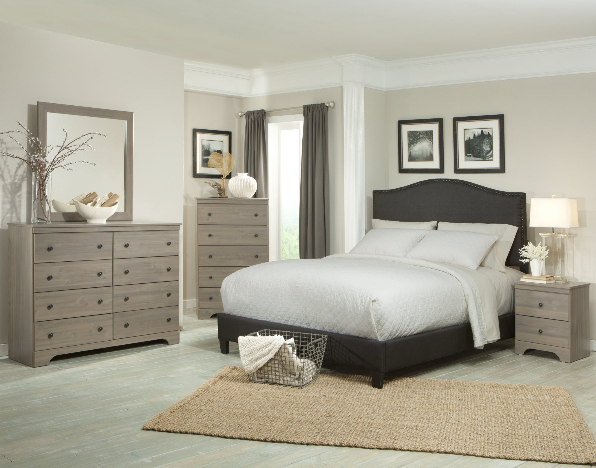 Image of: Grey Bedroom Dressers on Sale