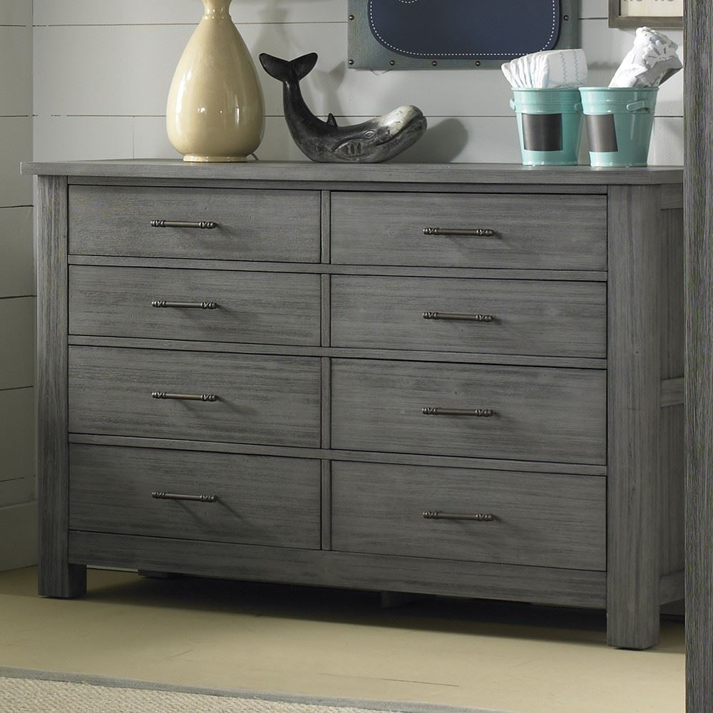 Picture of: Grey Distressed Dresser Color Ideas