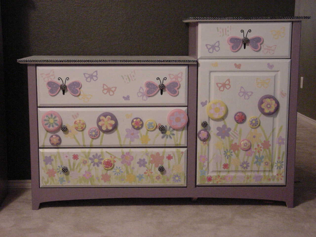 Picture of: Hand Painted Chests