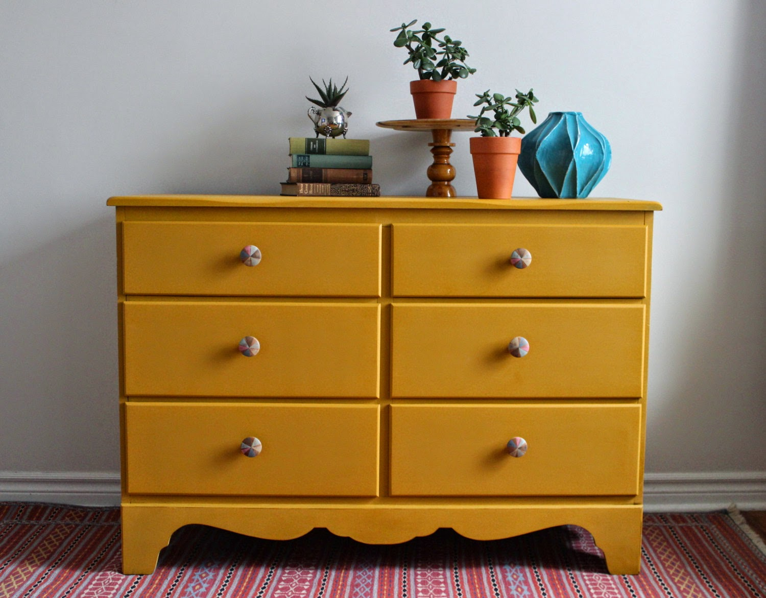 Picture of: Hand Painted Dressers for Sale