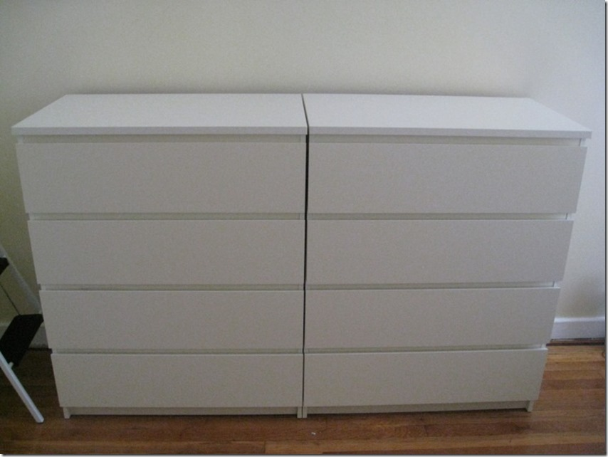Image of: Hopen Dresser White