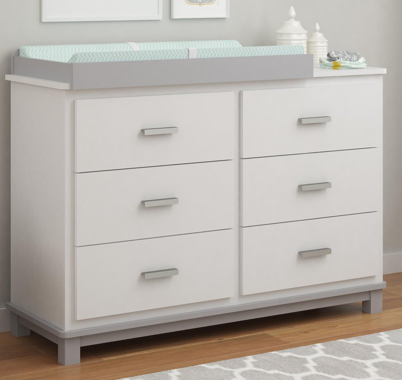 Picture of: How To Make A Baby Changing Table Out Of A Dresser Ideas