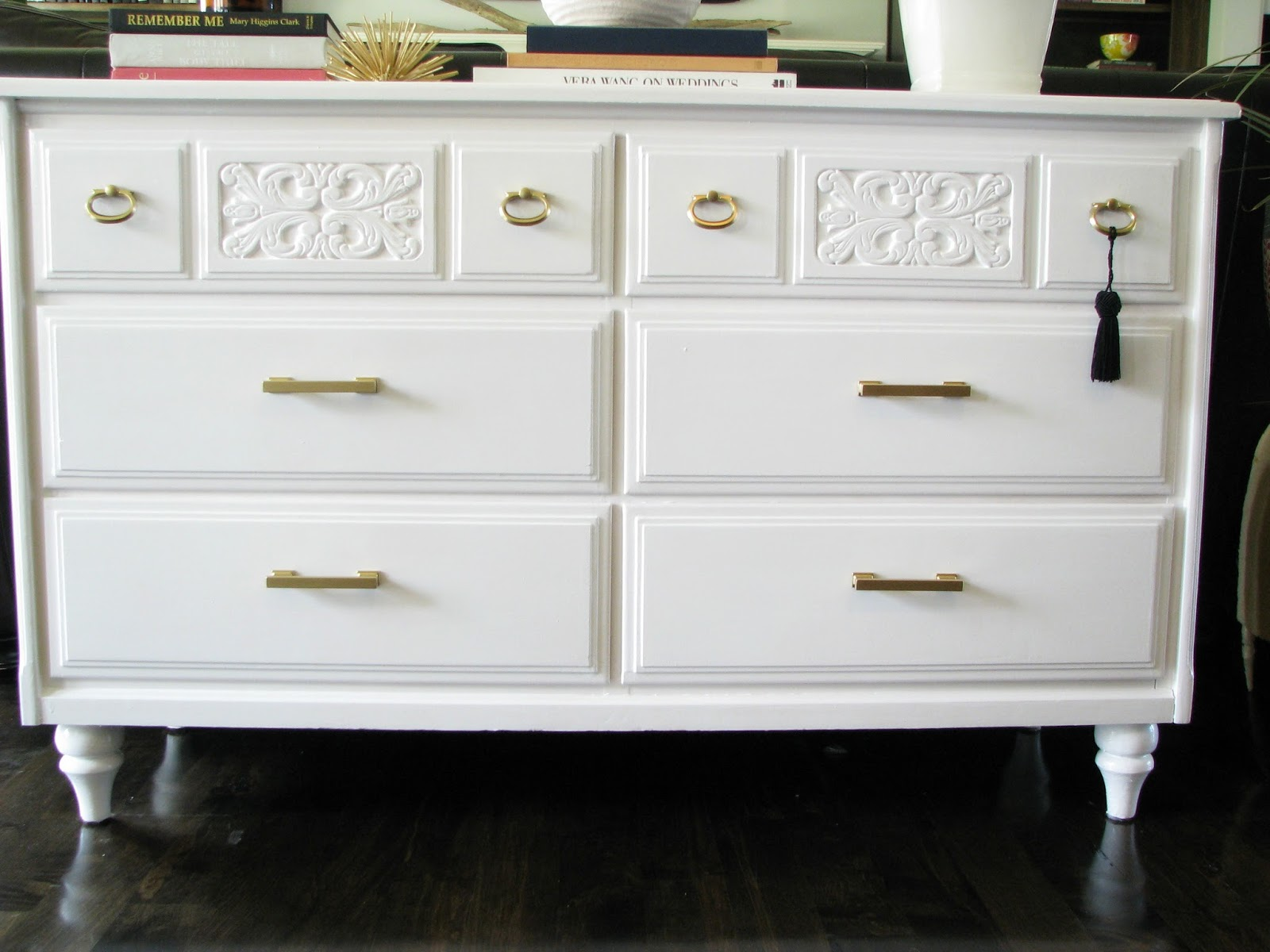 How to Paint a Dresser without Sanding
