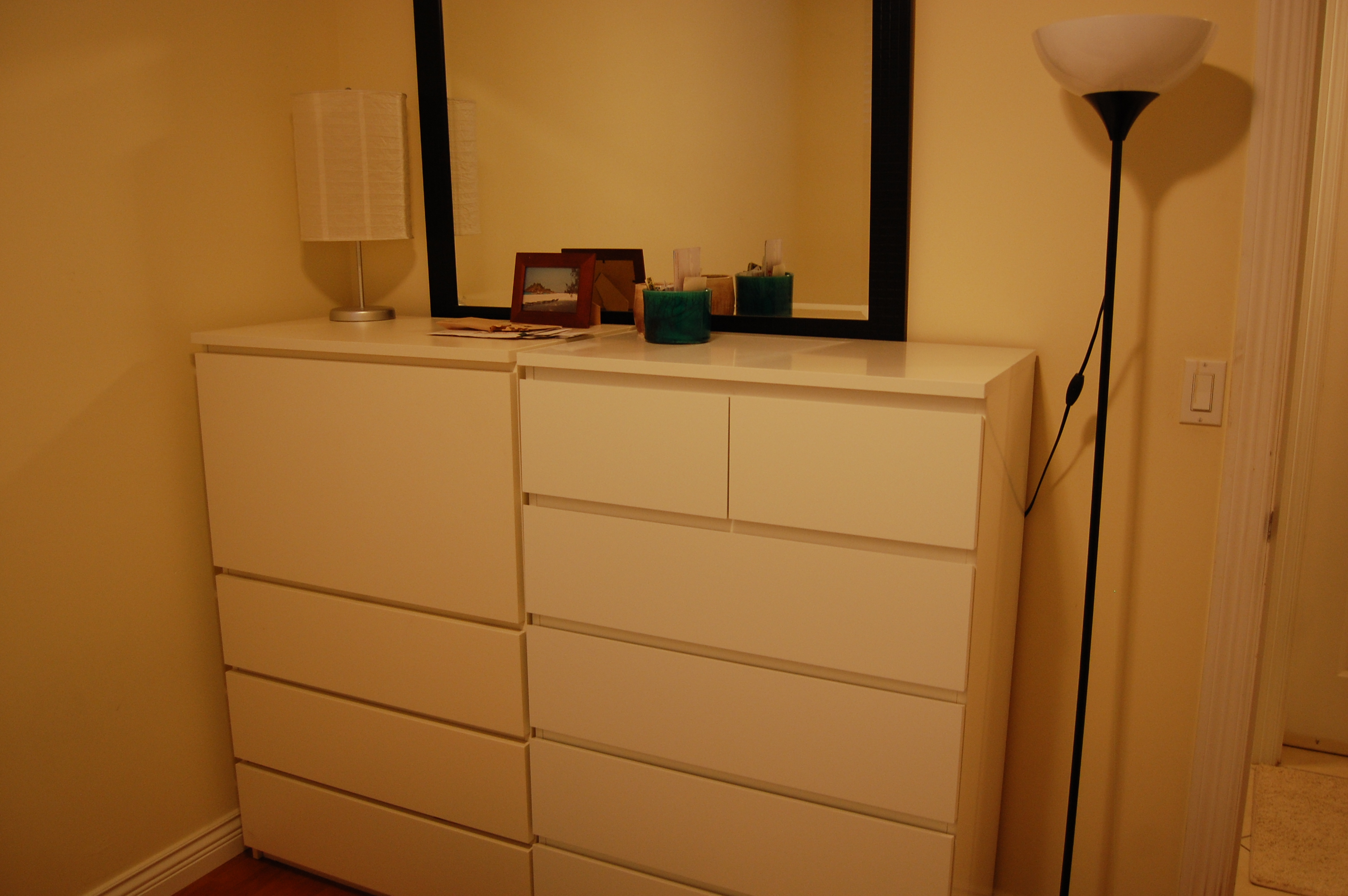 IKEA Malm 6 Drawer Dresser Price