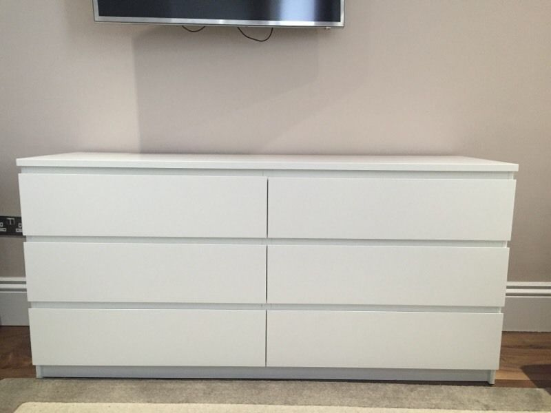 Picture of: IKEA Malm Dresser Instructions Decor