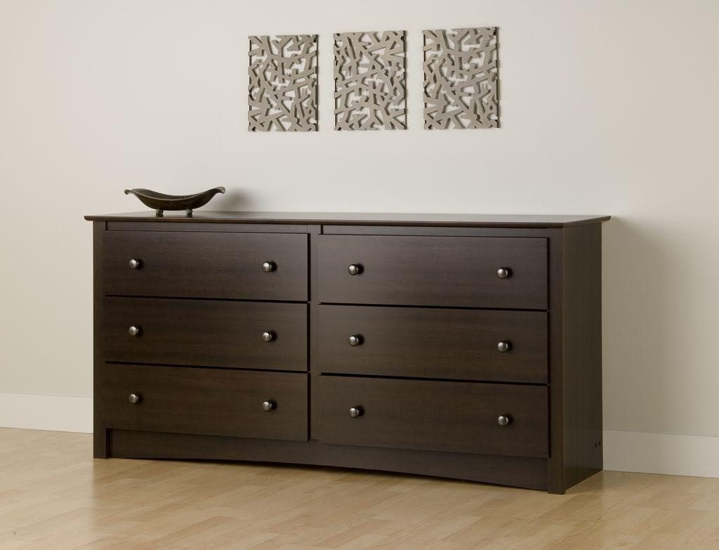 Image of: IKEA Malm Dresser Instructions