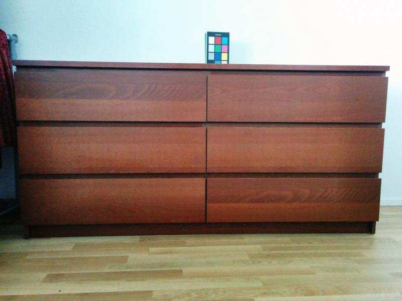 Picture of: IKEA Malm Table