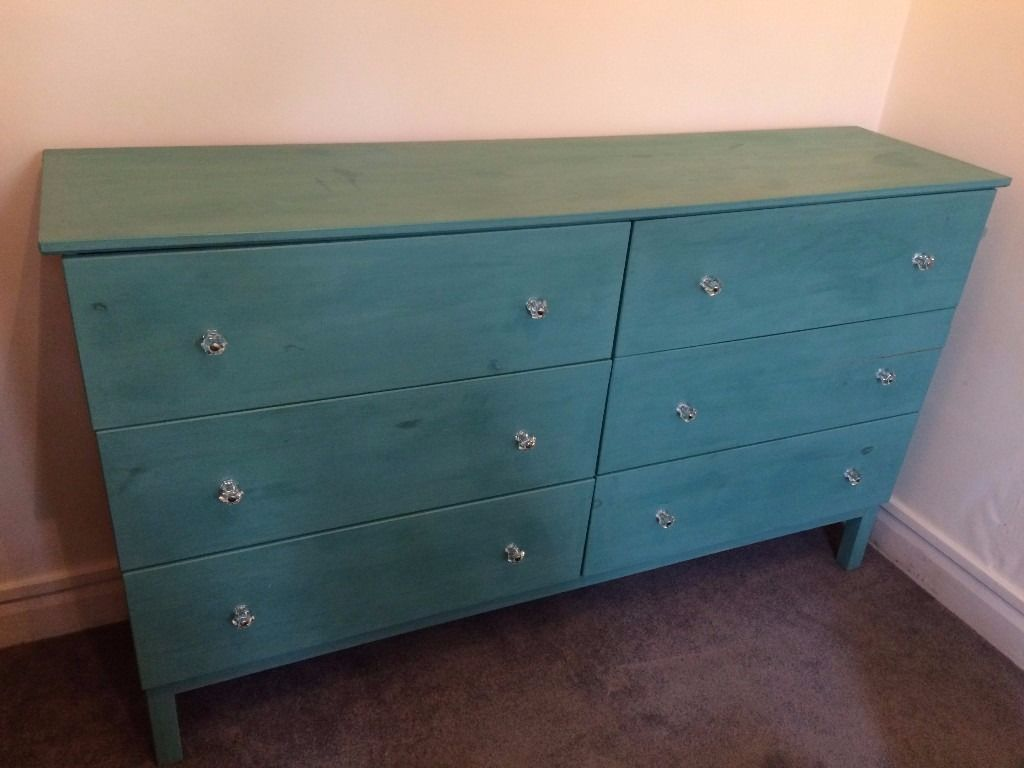 Picture of: IKEA Tarva 3 Drawer Chest