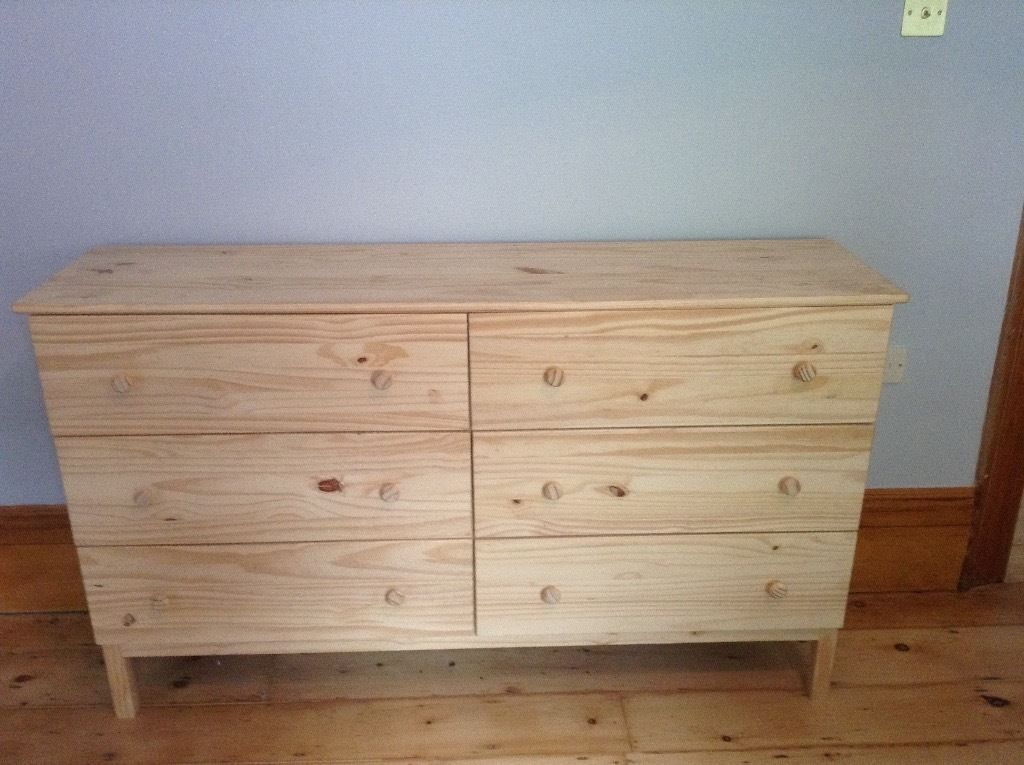 Picture of: IKEA Tarva 5 Drawer
