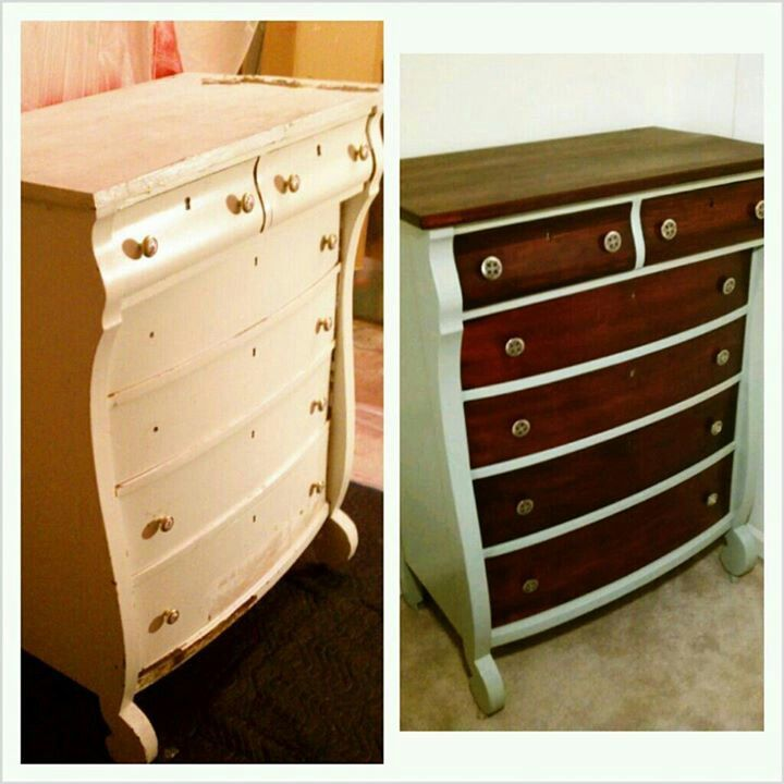 Picture of: Ideas for Painting Kitchen Dressers