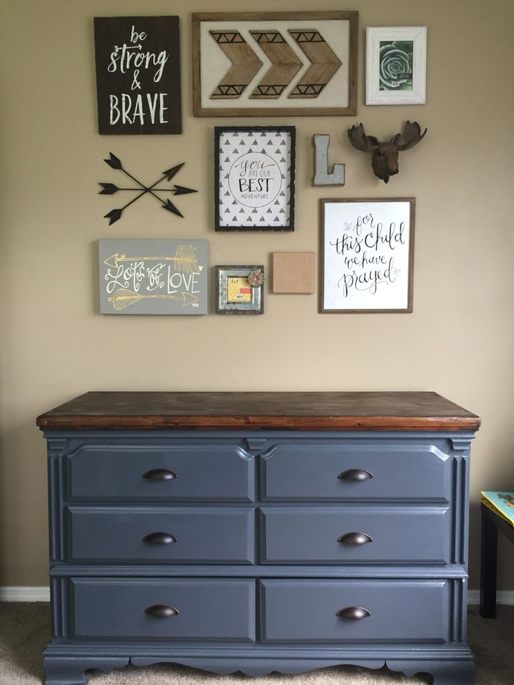 Ideas for Painting Welsh Dressers