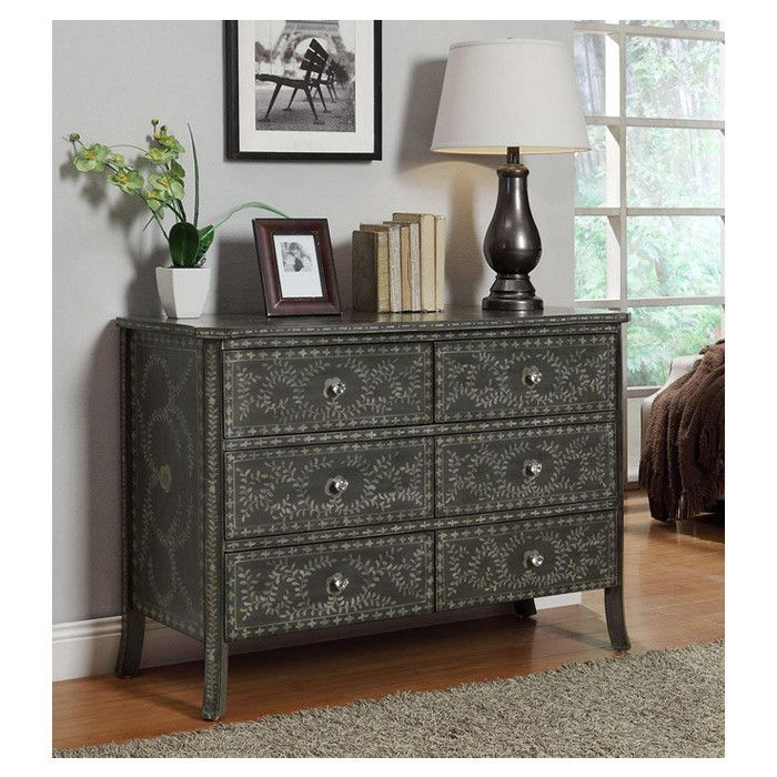 Ideas for Refinishing Old Dressers