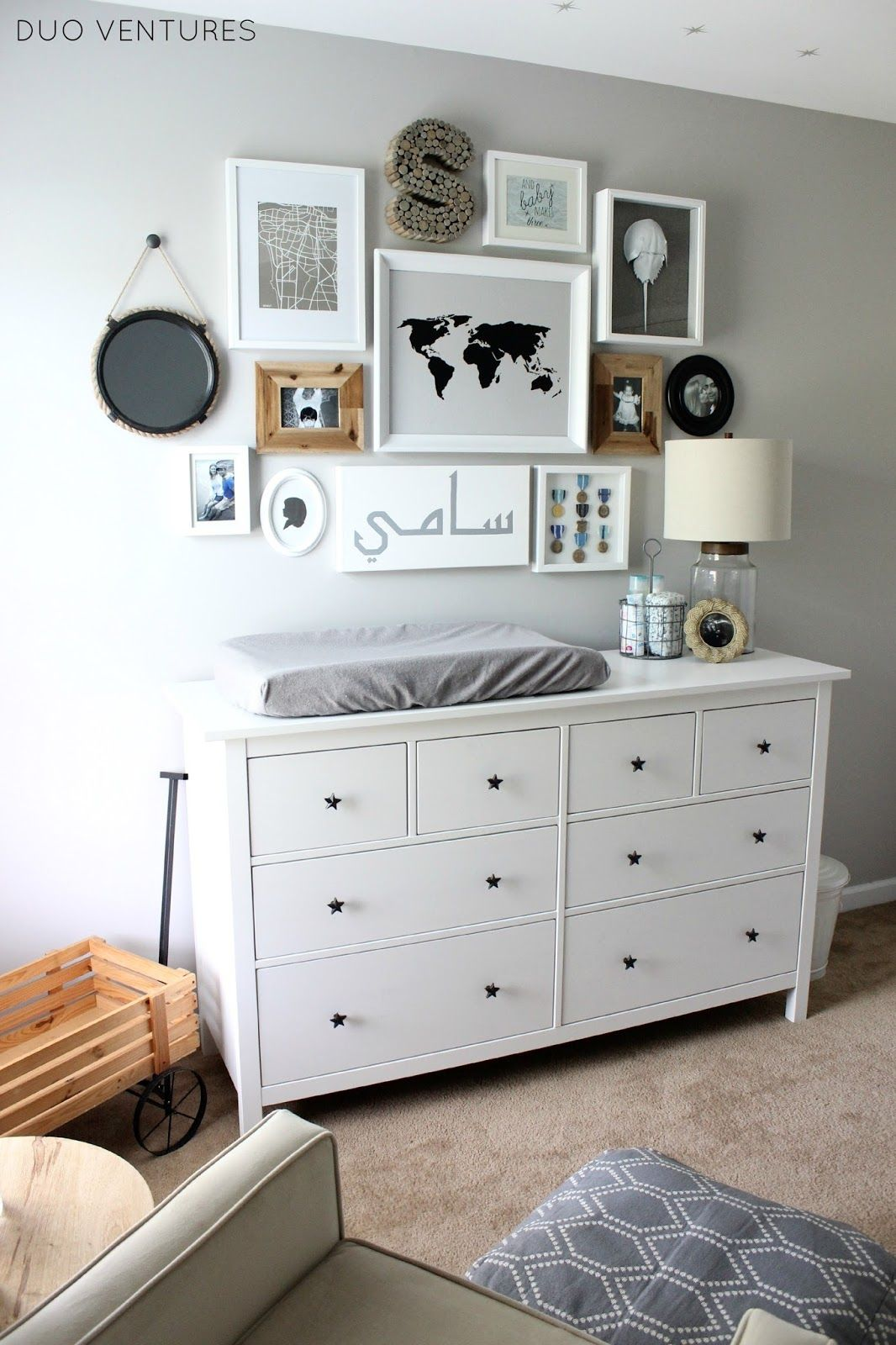 Picture of: Ikea Dresser 6 Drawer