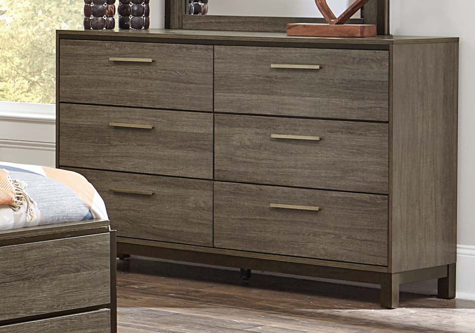 Ikea Dresser Hemnes Brown