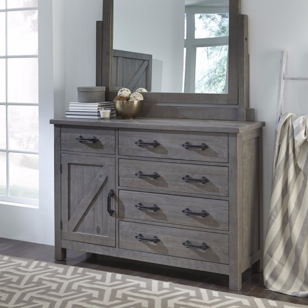 Picture of: Ikea Grey Dresser Style