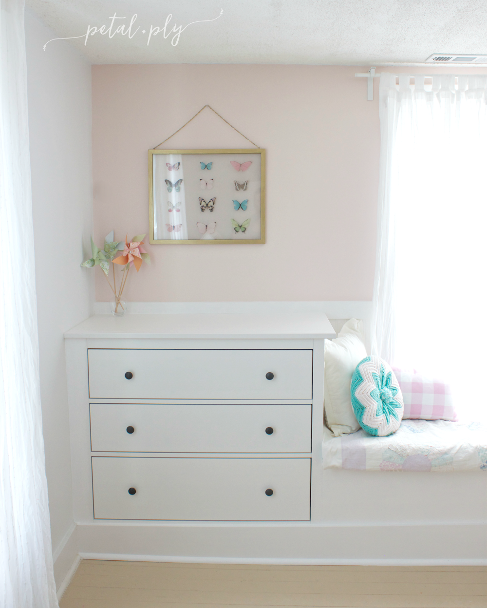 Ikea Hemnes 3 Drawer Dresser Assembly