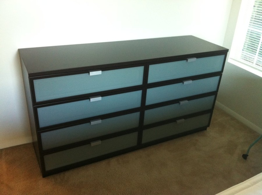 Image of: Ikea Hopen Dresser Dimensions