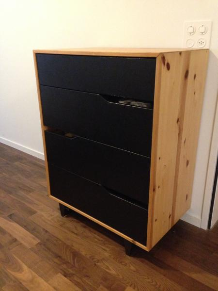 Picture of: Ikea Mandal Image Dresser