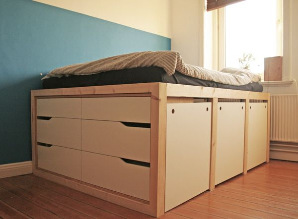 Picture of: Ikea Mandal Large Dresser