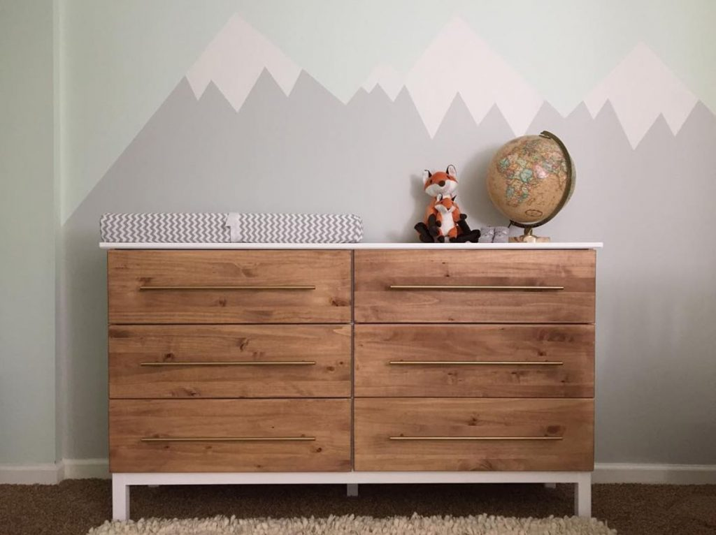 Picture of: Ikea Tarva 6 Drawer Dresser Assembly Ideas
