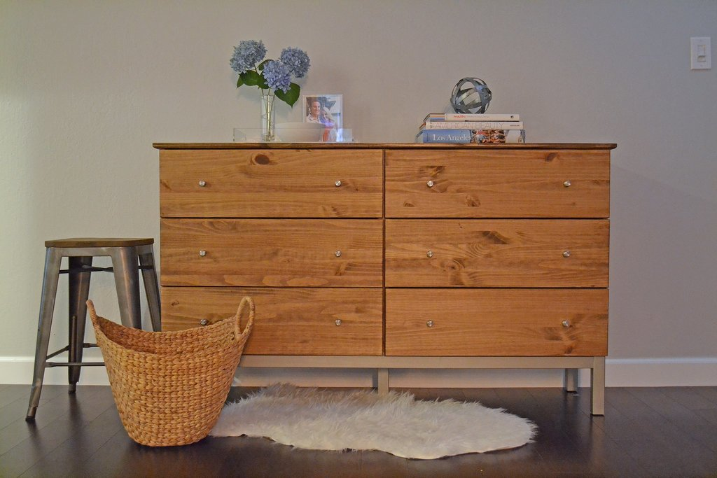 Picture of: Ikea Tarva Bedside Table Hack Furniture