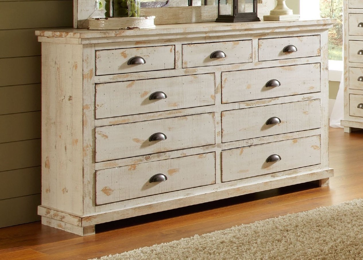 Picture of: Inexpensive Distressed Furniture